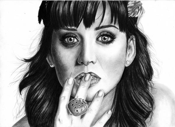 Katy Perry by Hillcza